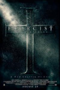 Exorzist: Der Anfang Filmposter