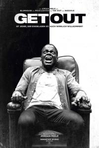 Get Out 2017 Poster