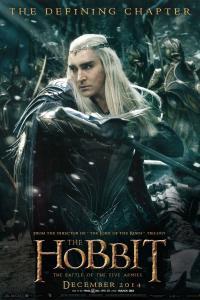 Der Hobbit Die Schlacht der Fünf Heere Filmposter