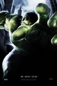 Hulk Filmposter