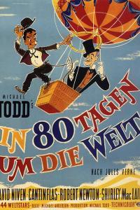 In 80 Tagen um die Welt Filmposter