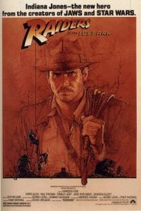Indiana Jones Filmposter