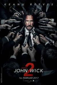 John Wick: Kapitel 2 Teaser-Poster