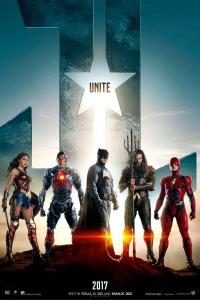 Justice League Filmposter