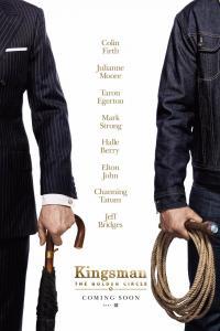 Kingsman 2: The Golden Circle Poster