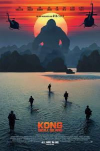 Kong: Skull Island Teaser-Poster