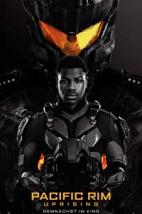 Pacific Rim 2 Teaser-Poster