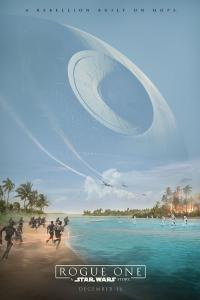 Rogue One A Star Wars Story Poster