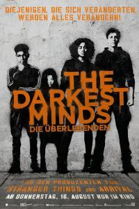 The Darkest Minds - Die Überlebenden Poster