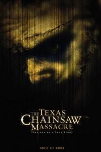 The Texas Chainsaw Massacre Filmposter