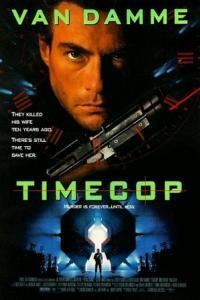 Timecop Filmposter