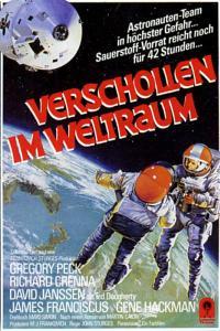 Verschollen im Weltraum Filmposter