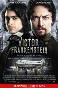 Viktor Frankenstein - Genie und Wahnsinn Poster