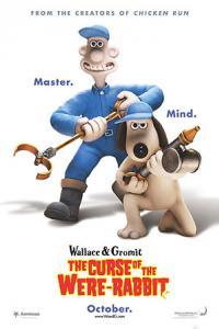 Wallace & Gromit auf der Jagd nach dem Riesenkaninchen Filmposter