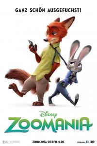Zoomania Filmposter