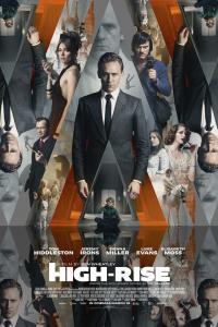 High-Rise Teaser-Poster