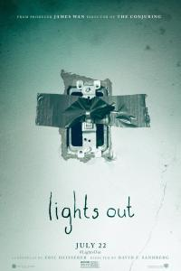 Lights Out 2016 Filmposter