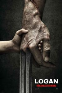 """Titelposter zum 3. Wolverine-Film """"Logan"""""""