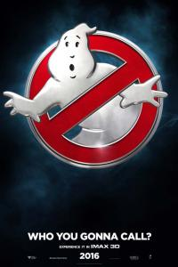Ghostbusters 2016 Teaser-Poster