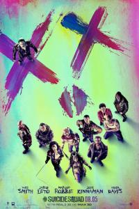 Suicide Squad 2016 Poster