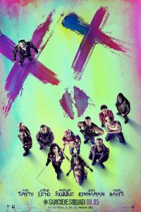 Suicide Squad 2016 Poster
