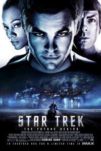 Star Trek 2009 Filmposter