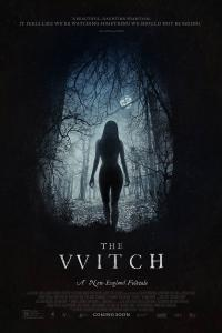 The Witch 2016 Poster