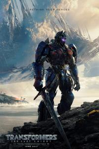 Transformers Last Knight Poster