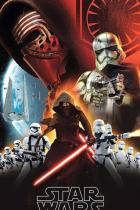 Teaser Poster zu Star Wars: Das Erwachen der Macht