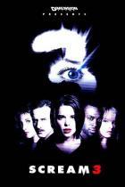 Scream 3 Filmposter