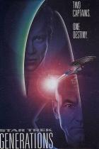 Star Trek: Treffen der Generationen Filmposter