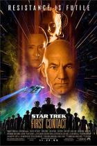 Star Trek - Der erste Kontakt Filmposter