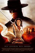 Die Legende des Zorro Filmposter