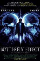 Butterfly Effect Filmposter