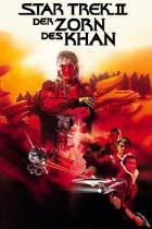 Star Trek II - Der Zorn des Khan Poster