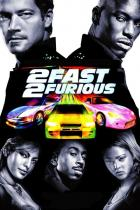 2 Fast 2 Furious Filmposter