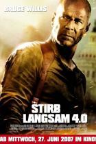 Stirb langsam 4.0 Poster