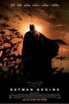 Batman Begins Filmposter