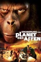 Eroberung vom Planet der Affen (1972) Filmposter