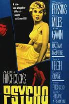 Psycho 1960 Filmposter