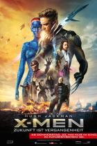 X-Men: Zukunft ist Vergangenheit Filmplakat
