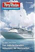 Perry Rhodan Planetenroman 83+ 84, Titelbild, Rezension