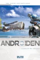 Androiden Band 2, Titelbild, Rezension