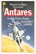 Antares, Titelbild, Rezension