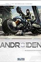 Androiden Band 1, Titelbild, Rezension