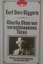 Charlie Chan vor verschlossenen Türen, Titelbild, Rezension