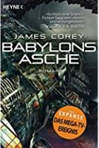Babylons Asche, James Corey, Titelbild, Rezension