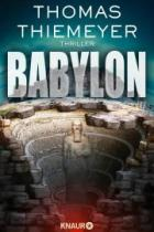 Babylon, Thomas Thiemeyer, Titelbild