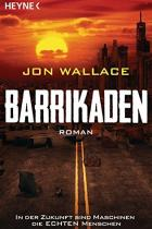 Barrikaden, Cover, Jon Wallace