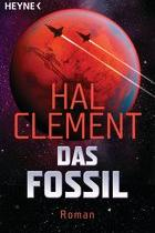 Das Fossil, Hal Clement, Titelbild